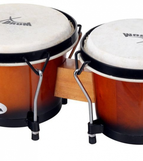 XDrum-Bongo-Drum-Club-Standard-Vintage-S
